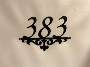 Surname Signs, House Address Signs, Home Décor, Outdoor Décor