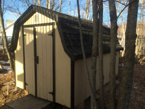 8x12 Baby Barn / Shed
