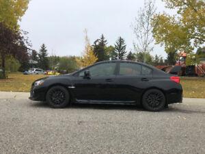 2015 Subaru WRX STI Sport