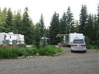 Sundre Riverside RV Village (Lots 153 + 154) Reduced by 10K!