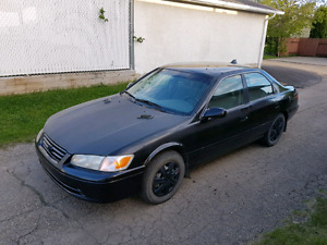 Toyota Camry 2000 with 186500 km