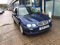 Rover 25 1.4i Impression 3 DOOR - 2001 51-REG - FULL 12 MONTHS MOT