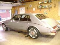 1983 Cadillac seville mint loaded