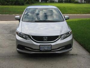 2014 Honda Civic LX Sedan
