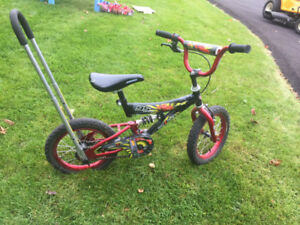 Bike and scooter McQueen