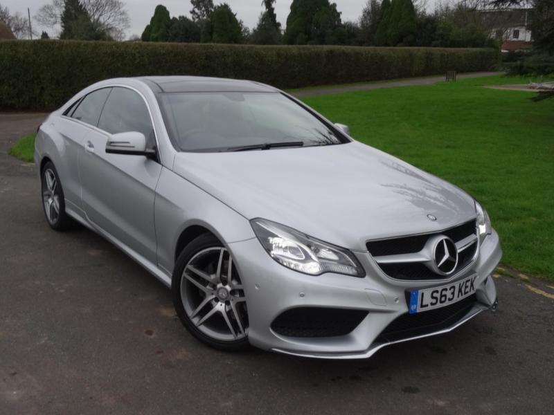 mercedes e class e250 cdi amg sport coupe 2013 63 in ilford london gumtree. Black Bedroom Furniture Sets. Home Design Ideas