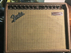Older Fender Acoustasonic 30 DSP Combo Amp with Effects $300