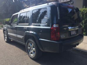LOW MILEAGE RARE FIND 2007 Jeep Commander 4X4 Limited