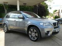 2012 BMW X5 XDRIVE30D M SPORT 7 SEATER ESTATE DIESEL