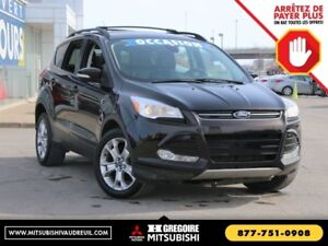 2013 Ford Escape SEL AWD Cuir-Chauf BiZone-A/C Bluetooth Cruise