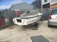 Boat for Sale......Bonwitco 375 2016 model