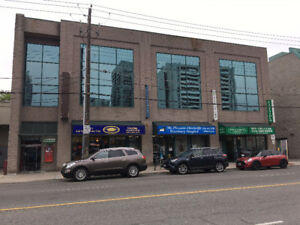 Midtown Office Space @ Mt. Pleasant + Eglinton