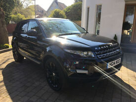 2014/14 Land Rover Range Rover Evoque 2.2SD4 ( 190bhp ) 4WD Auto Pure TECH