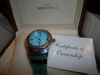 Aqua Swiss, Watch