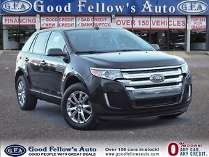 2013 Ford Edge SEL MODEL, LEATHER