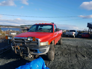 2000 Dodge Ram 2500 diesel sold ppu