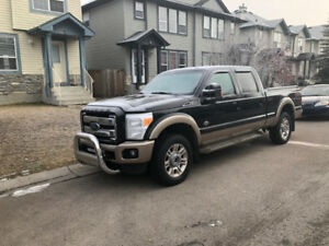 2014 Ford F-350 King Ranch Excellent Condition Inside and Out
