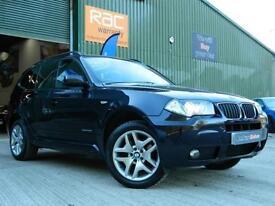 2009 BMW X3 XDRIVE20D M SPORT ESTATE DIESEL