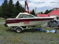 Chaparral Bow Rider 178 (18ft)