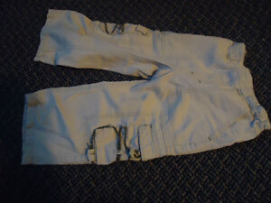 Boys Size 4 Very Lightweight Cargo Pants by Nevada