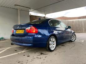 2006 BMW 325i AUTOMATIC PETROL ULEZ FREE 128,000 GENUINE LOW MILES