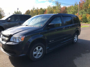 2013 Wheelchair Accessible Dodge Grand Caravan for sale