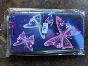 Purple butterfly case for Google pixel 3