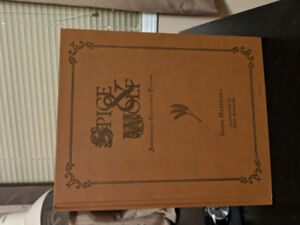 Spice and Wolf collectors edition manga