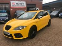 2008 Seat Leon 2.0 FR TDI 170bhp, Yellow, 5dr, Hatch, **ANY PX WELCOME**