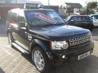Land Rover Discovery 4 3.0TDV6 ( 242bhp ) 4X4 Auto 2010 HSE
