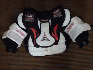 McKenney Pro Spec 370 Goalie Chest Protector Size Jr. Large