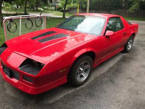1985 Camaro 5.7 L v8