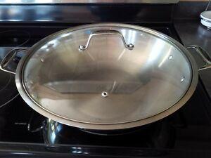 large pan\lid