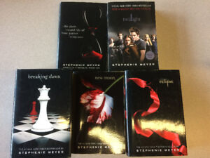 Best offer (Eclipse, Twilight, New Moon, Breaking Dawn, 2nd life