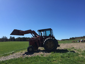 4 Tractors for sale