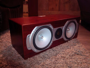 Monitor Audio RS LCR - Center Channel - Silver Series Rosenut Co