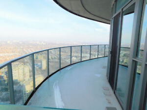 Rent In The Tallest Building In The City. Gorgeous View