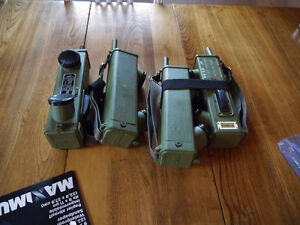 RARE..21st century army Walkie Talkies...work great