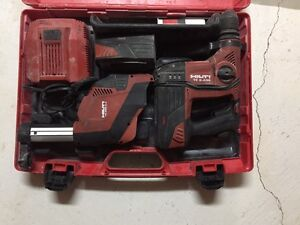 hilti buy or sell tools in ontario kijiji classifieds. Black Bedroom Furniture Sets. Home Design Ideas
