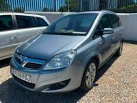 2009 Vauxhall Zafira 1.9 CDTi Breeze Plus (120) 5dr MPV ** 7 SEATER ***