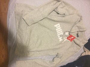 Puma hoodie new with tags, 30$