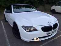 BMW 645ci 4.4litre 335BHP - Reduced! £6,100 - Convertible
