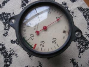 Stewart Warner Vintage aircraft tachometer