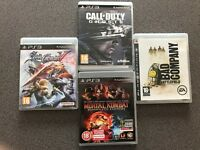 Classic PS3 games for sale open to offers