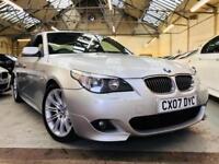 2007 BMW 5 Series 3.0 530d M Sport Saloon 4dr Diesel Automatic (200 g/km,