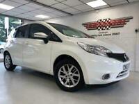 2014 Nissan Note Acenta Mpv Petrol Manual