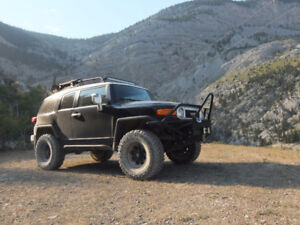 Toyota FJ Cruiser - Built Up For Offroad - Great Condition