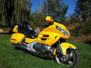 GL1800 GOLD WING Honda Touring Bike