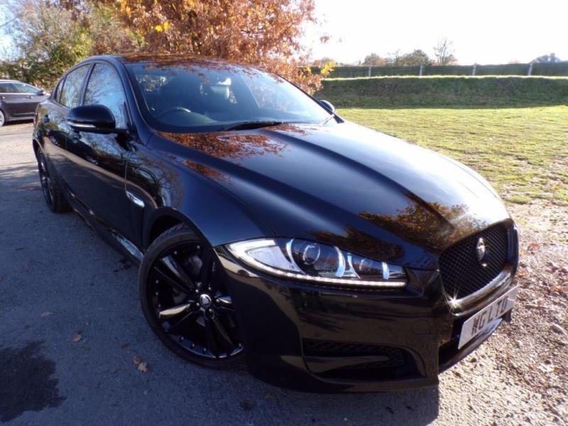 2012 Jaguar Xf 30d V6 S Portfolio 4dr Auto Black Pack 20in