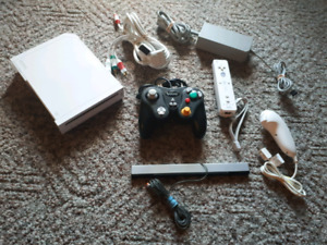 Modded wii satisfy your urge to game out